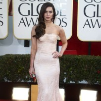 Megan Fox at the 2013 Golden Globes
