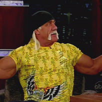 Hulk Hogan on Jimmy Kimmel Live