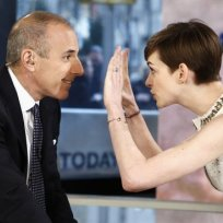 Matt-lauer-and-anne-hathaway