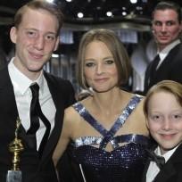 Jodie foster sons