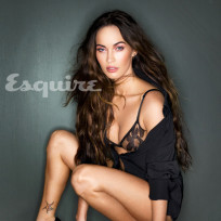 Megan Fox in Esquire