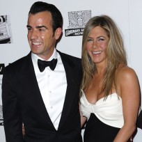 Aniston and Theroux