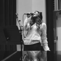 Beyonce in Studio