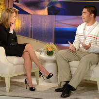 Manti teo and katie couric