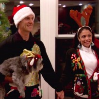 Jason-hoppy-and-bethenny-frankel-on-xmas