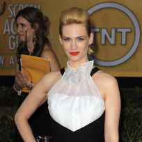 January Jones SAG Fashion
