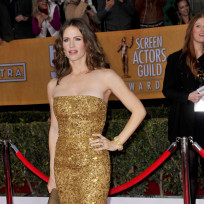 Jennifer Garner SAG Fashion