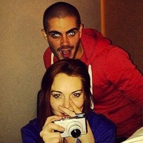Lindsay-lohan-and-max-george-photo
