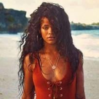Rihanna Swimsuit Photo, Barbados Ad