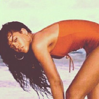 Rihanna Swimsuit Pic, Barbados Ad