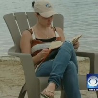 Casey Anthony Beach Photo
