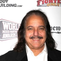 Ron jeremy photograph