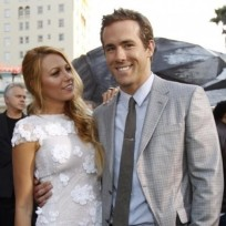 Ryan Reynolds and Blake Lively Picture