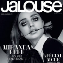 Miranda Kerr Jalouse Cover