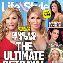 Whose side are you on in the Adrienne Maloof and Brandi Glanville feud?