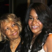 Bobbi kristina and cissy houston