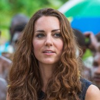 Kate Middleton Curly Hair