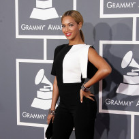 Beyonce at 2013 Grammys