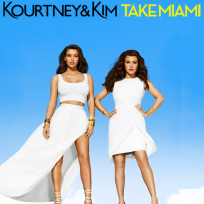Kourtney & Kim Take Miami Picture