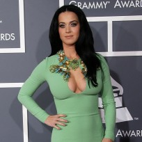 Katy Perry Grammy Dress 2013
