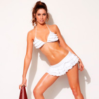 Katherine Webb Makes Like a Cheerleader