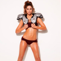 Katherine Webb Sports Illustrated Photograph