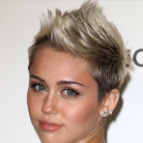 Miley Blonde Hair