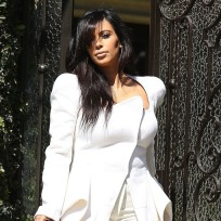Which outfit do you like best on Kim Kardashian?