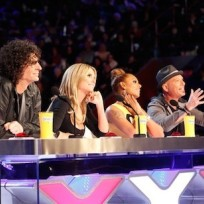 Americas got talent judging team