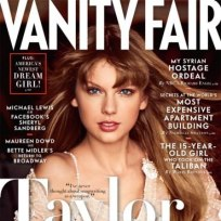 Taylor Swift Vanity Fair Cover