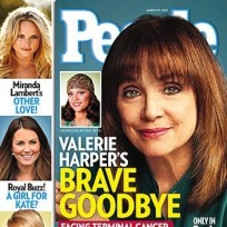 Valerie Harper People Cover