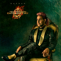 Catching Fire Portraits