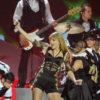 Taylor Swift in Great Britain