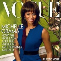 Michelle obama vogue cover 2013