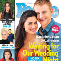 Sean Lowe, Catherine Giudici People Cover