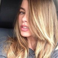 What do you think of Sofia Vergara as a blonde?