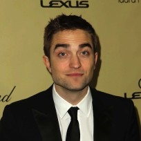 Adorable Robert Pattinson