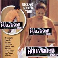 Nick lachey vanessa minnillo nude