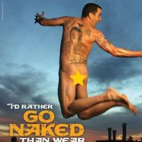 Steve-O Naked