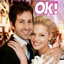 Katherine Heigl, Josh Kelley Wedding Pic
