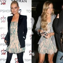 Who wore it better, Kate Moss or Lauren Conrad?