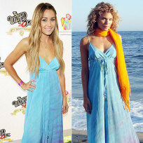 Who wore it better, Lauren or AnnaLynne?