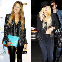 Who looked better, Lauren Conrad or Lindsay Lohan?