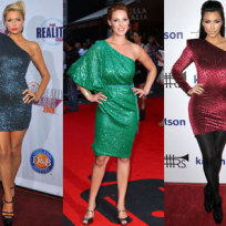 Who looked best, Paris, Katie or Kim?