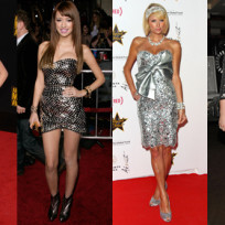 Who wore the disco dress best?