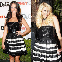Who looks better: Jessica Lowndes or Paris Hilton?