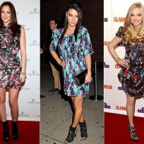 Who wore this style best, Leighton, Jessica or Amanda?