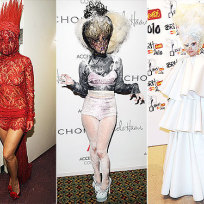 What's Lady Gaga's best mask?