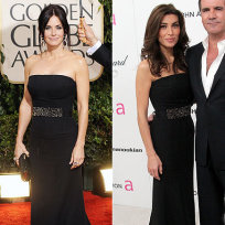 Who looks better in this dress: Courteney or Mezghan?