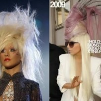 Are you on Team Christina or Team Gaga?